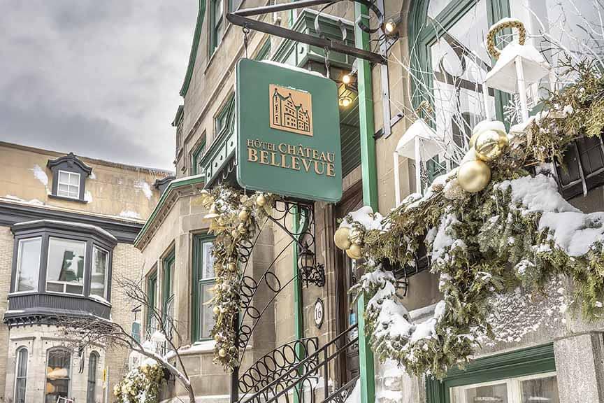 Photo de Hôtel Château Bellevue