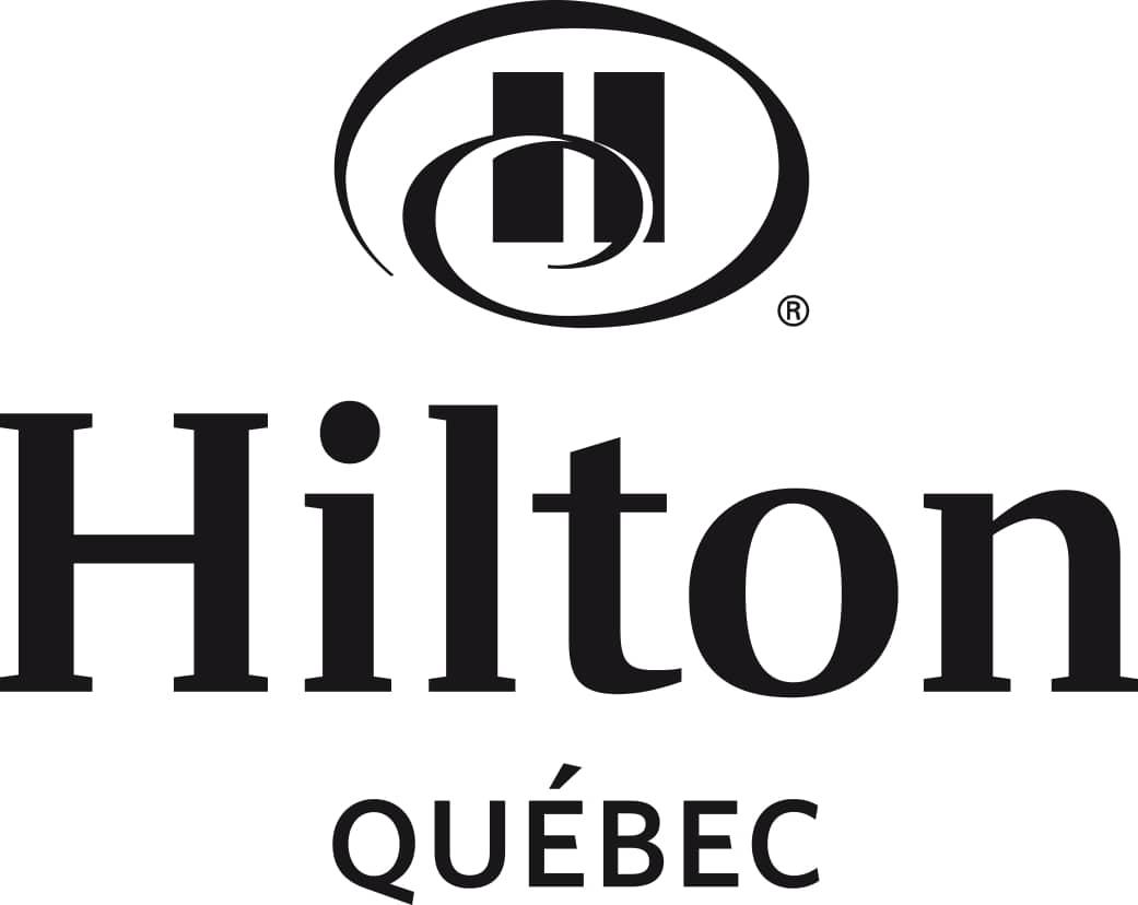 Logo de Hilton Québec